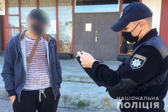 В Черниговской области возле агитационной палатки произошла стрельба, есть пострадавший