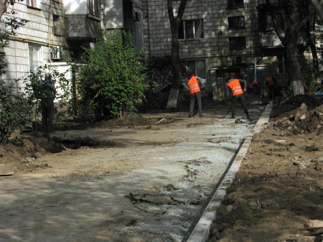 «Мы придём в каждый двор, где мы ещё не были» - мэр Андрей Абрамченко о ремонте внутридворовых территорий