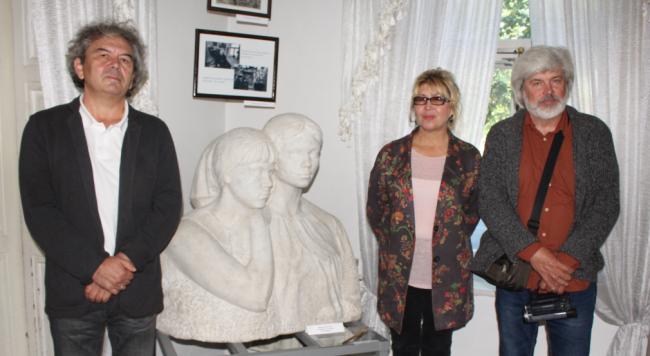 В его руках оживали камни, или Первый и последний скульптор Бессарабии - Михаил Недопака