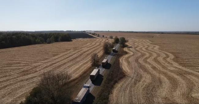 Рука помощи: в Килийский район доставили 125 тонн зерна на посевную от фермеров из других областей