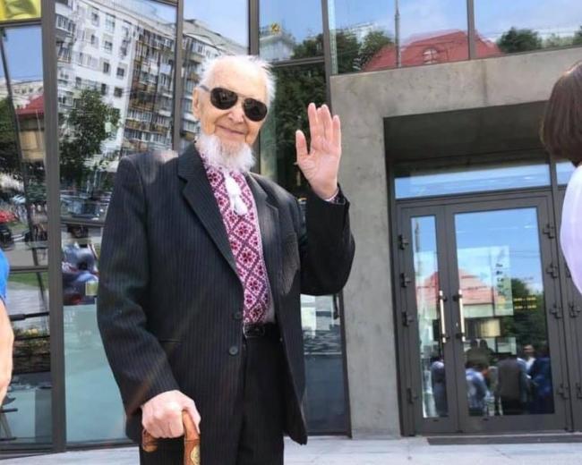 Умер известный украинский учёный, отец доктора Ольги Богомолец