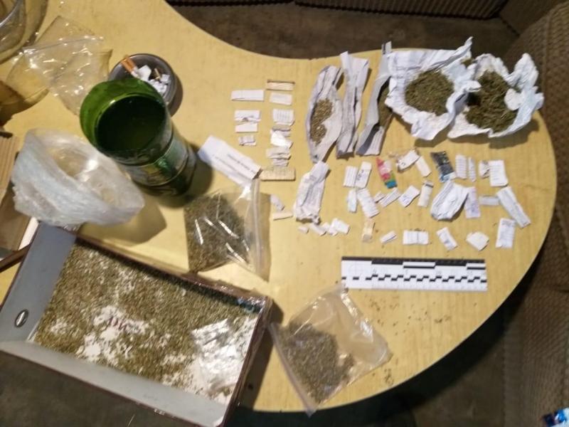 Пограничники отчитались о результатах борьбы с наркопреступностью