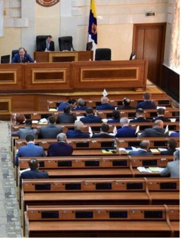 ЦИК обнародовал список депутатов Одесского областного совета