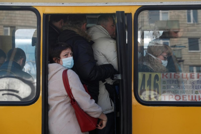 В Украине весь общественный транспорт заменят электрическим - Криклий