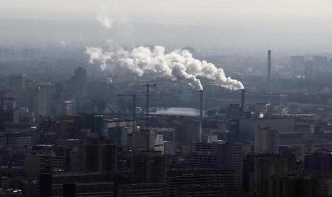 Локдаун из-за коронавируса не привёл к снижению уровня углекислого газа в атмосфере