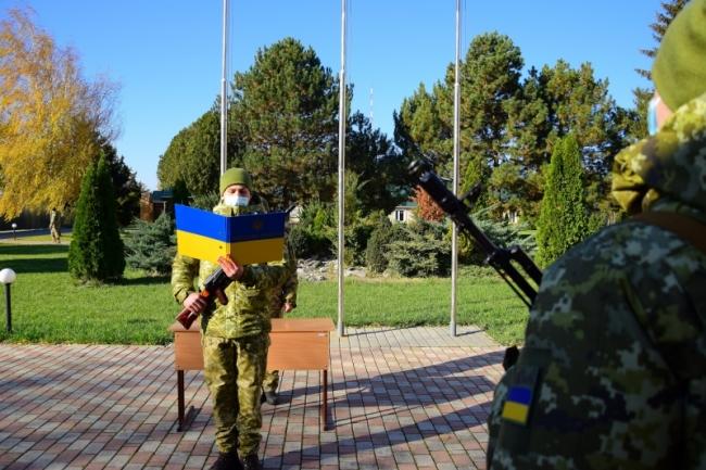 17-й пограничный отряд пополнился 17 военнослужащими