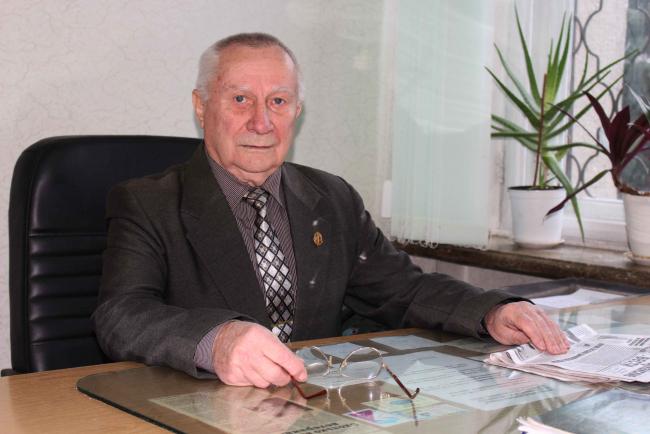 Поздравляем председателя Измаильского городского совета ветеранов Виктора Ромащука с восьмидесятилетием!