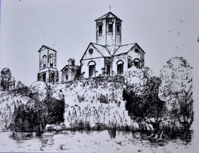 Ферапонтов монастырь - утраченная святыня и память о славном походе