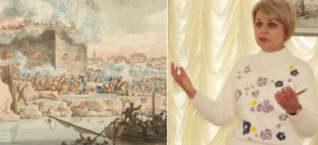 Прыжок вглубь столетий: на выставке «Штурм глазами очевидца» все её посетители стали свидетелями событий 230-летней давности