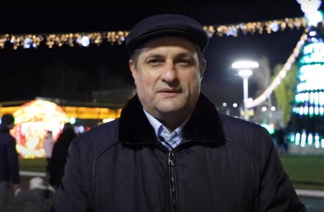 Фейерверк прогремит в новогоднюю ночь в трёх местах города