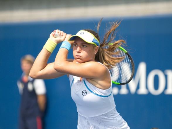 Украинская теннисистка стала победительницей квалификационного турнира в Абу-Даби