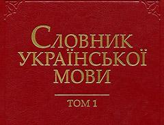 Словарь современного украинского языка назвал слово 2020 года