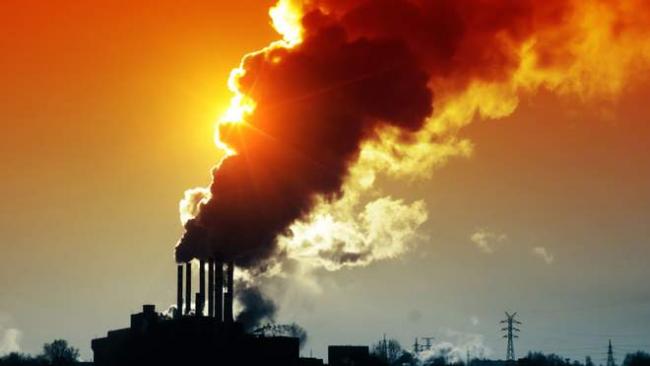 В Украине начали отслеживать выбросы парниковых газов промышленностью