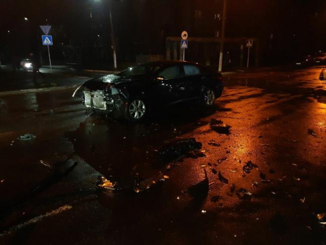Трое человек пострадали в серьёзной аварии на улице Репина в Измаиле