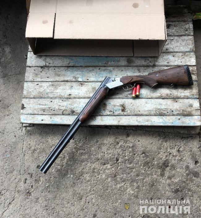 В Болградском районе муж застрелил из охотничьего ружья жену, затем застрелился сам