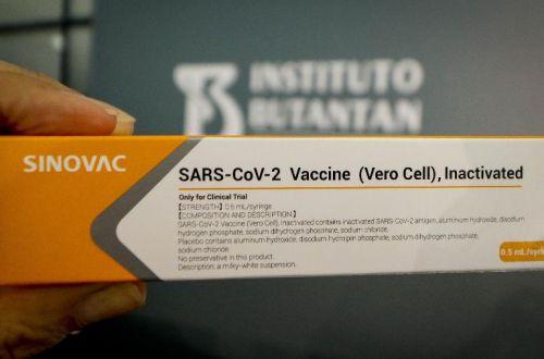 Эффективность вакцины Sinovac, которой будут прививать украинцев, оказалась ниже 60%