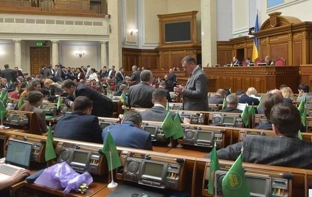 В монобольшинстве Рады осталось 211 нардепов – КИУ