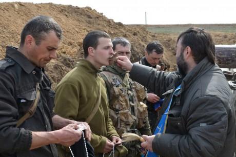 Военным капелланам планируют предоставить статус Защитника Украины