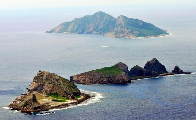 Пентагон готов защитить спорные острова в Японии