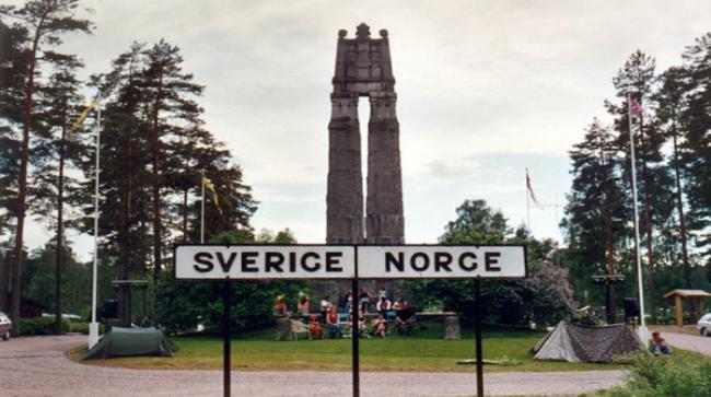Швеция закрывает границу с Норвегией