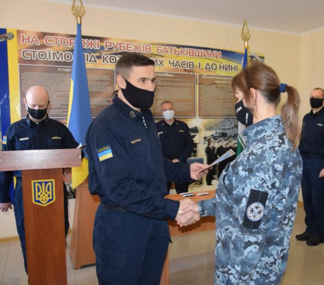 Наймолодший загін Морської охорони із поважним досвідом охорони кордону
