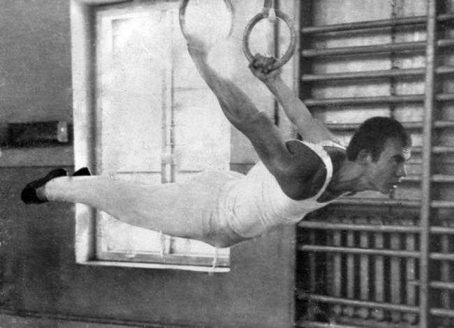 История измаильского спорта. Спортивная гимнастика: что-то теряем, а нечто находим