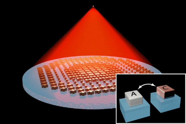 Прорыв в оптике: создана линза с переменным фокусом