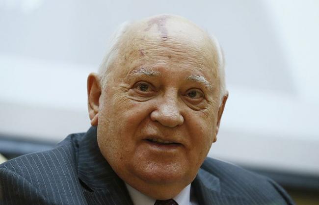 """Горбачев посоветовал Путину и Байдену """"не бычиться друг на друга"""""""