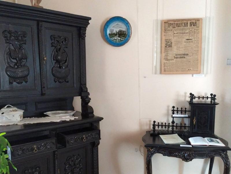 Измаил не растратил своей доброты: в музее Придунавья появился ценный экспонат