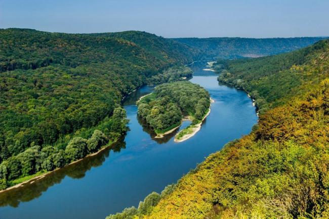 Украина и Молдова подписали документ об устойчивом управлении Днестром
