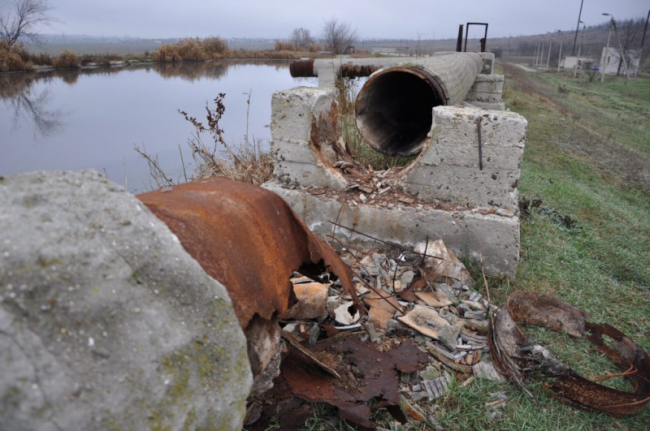 Одесский облсовет требует от правительства Украины решить проблему загрязнения озера Ялпуг с территории Молдовы