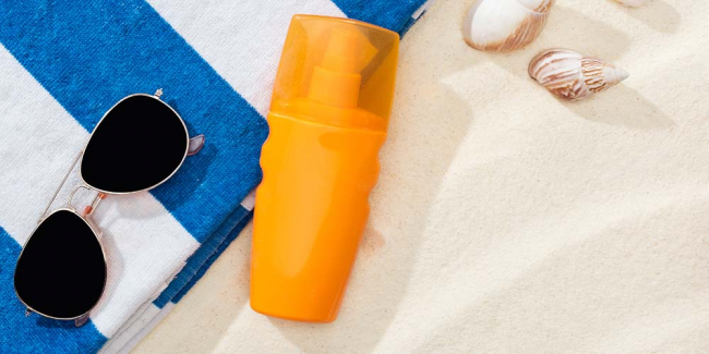 Солнцезащитный крем вреден для морской флоры