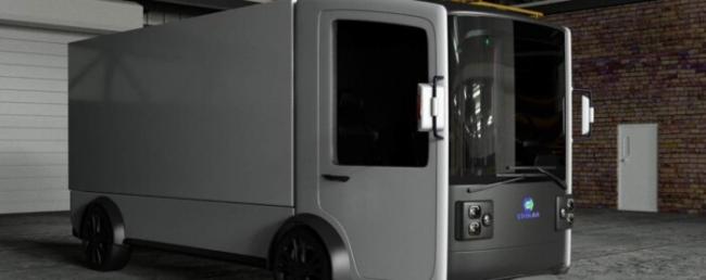 Первый украинский электромобиль выехал на испытания