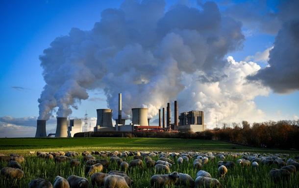 Китай обогнал по объёму выбросов парниковых газов все развитые страны