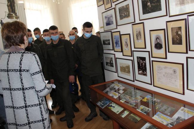 В Измаиле открылась выставка, посвящённая жизни и деятельности нацгвардейцев