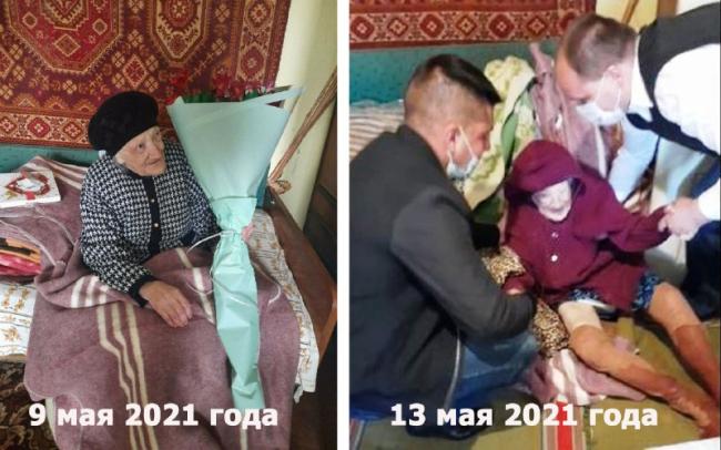 В Измаиле 98-летняя ветеран войны доживает свой век в адских условиях