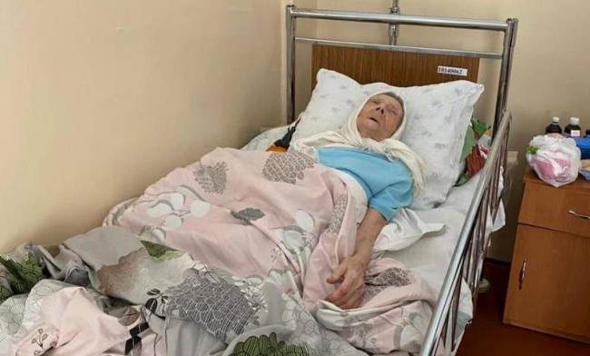 Ветеран под присмотром: как в Измаиле решился вопрос одинокой 98-летней фронтовички