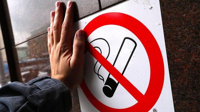 Рада в первом чтении одобрила законопроект, запрещающий курить электронные сигареты