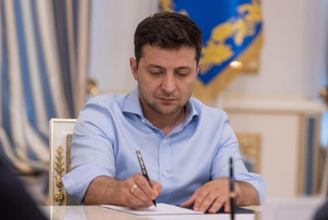 """Зеленский ветировал закон про ложь в декларациях, который """"испортили"""" в Раде"""