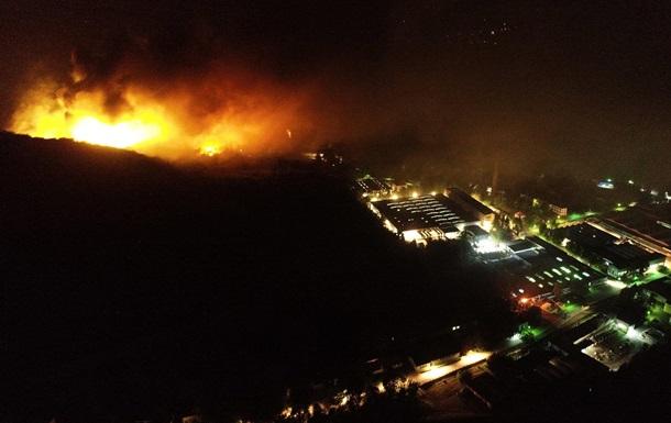 В Сербии ночью прогремели взрывы на складах боеприпасов