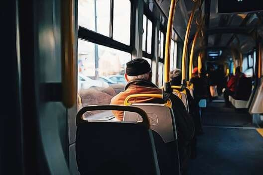 В Украине намерены отменить бесплатный проезд в транспорте для льготников
