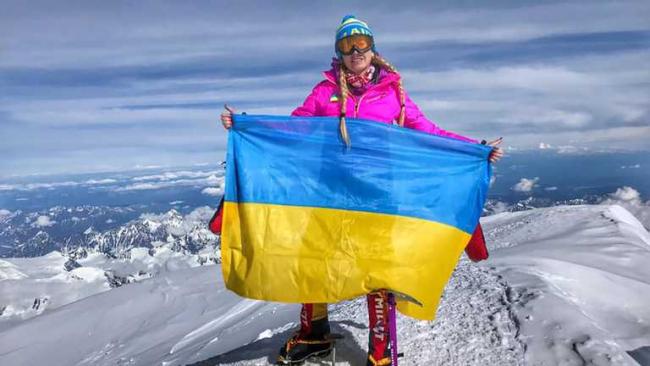 Первая украинка на Эвересте поднялась на самую опасную гору в мире К2