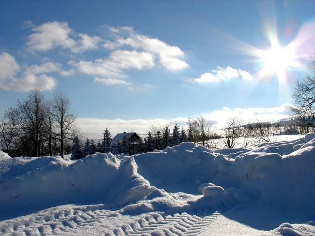 В Украине через 20 лет может не быть зимы