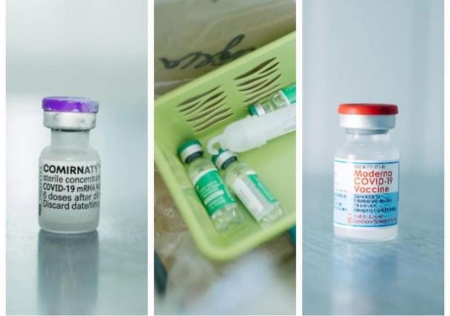 За яких умов можна комбінувати різні вакцини проти COVID-19?