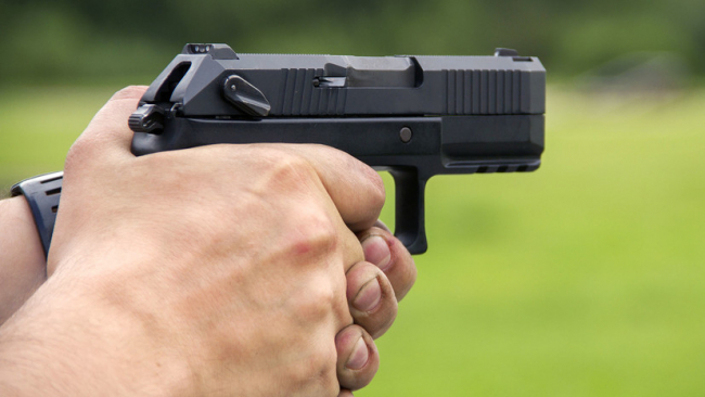 Жителю Сафьян грозит до 7 лет за незарегистрированный пистолет