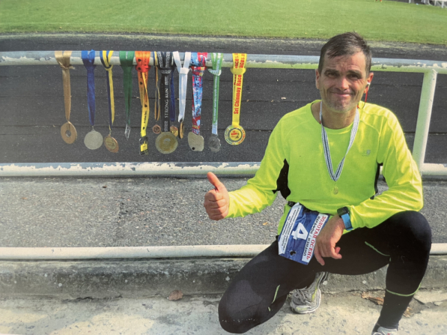 Наставник марафонец Олег Рыльский: улучшить свой личный результат - это дело чести!