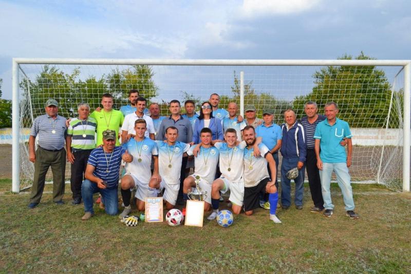 Команда Измаильского района стала призёром ХІ Кубка Бессарабии по футболу-2021