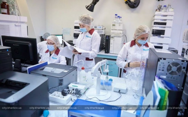 В Харькове будет производиться вакцина против коронавируса