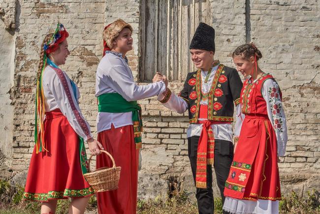 """Три бессарабских города """"позировали"""" фотографам Украины"""