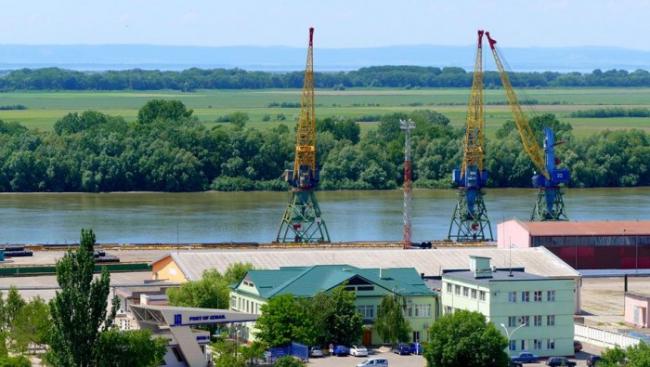 Измаильский порт перевыполнил план по перевалке грузов в августе 2021 года